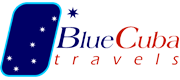 Logo BlueCuba Travels